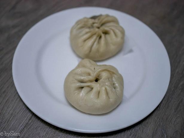 steamed buns zelf maken Chinese recepten