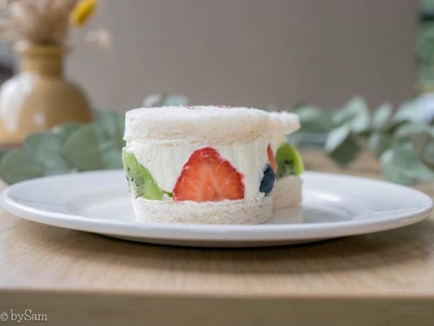 Japanse fruit sandwiches recept zelf maken