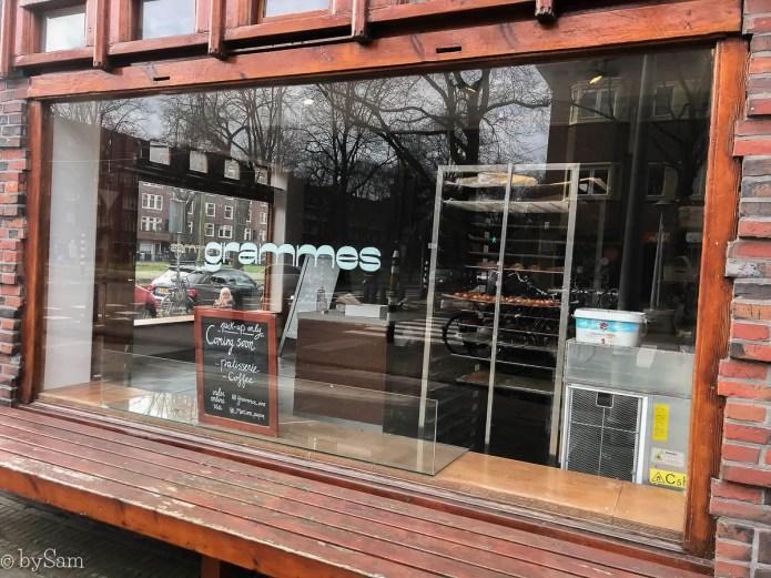 Grammes bakkerij nieuw Amsterdam