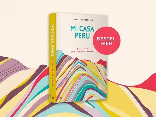 Kookboek Mi Casa Peru ceviche ceviche
