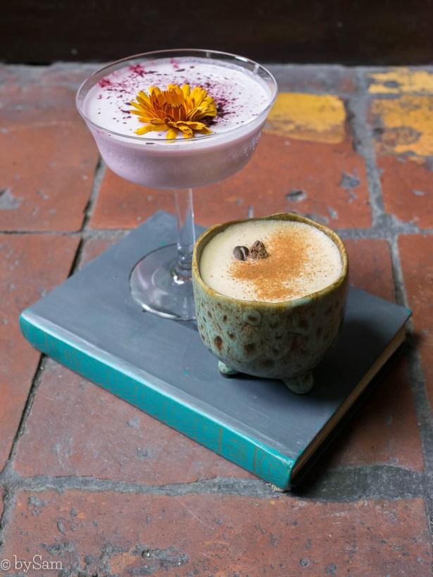 Mi Casa Peru cocktails