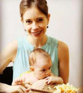 Kalki Koechlin Author her Debut Book Titled 'Elephant In The Womb'