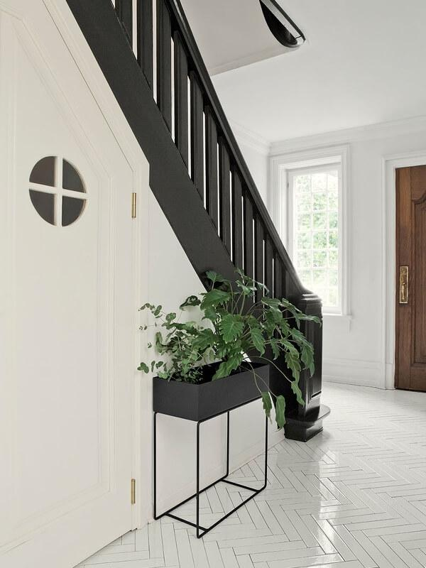 hallway plant box