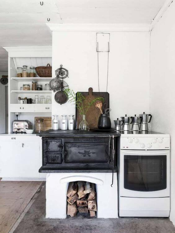 wood burning cooker stove