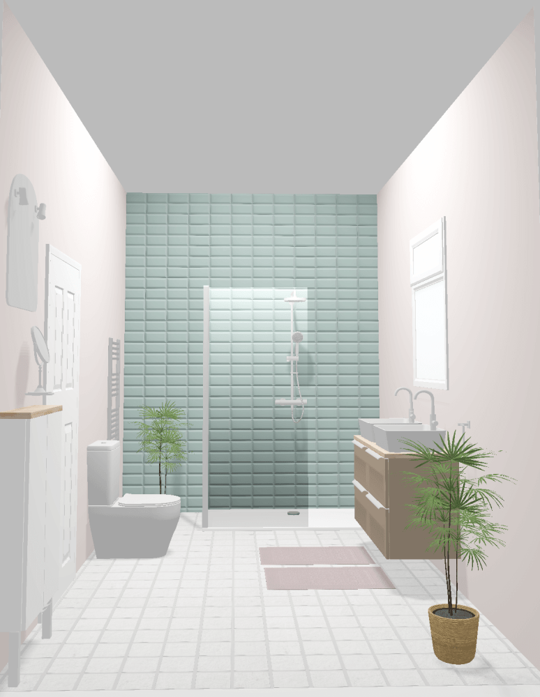 online shower room planner