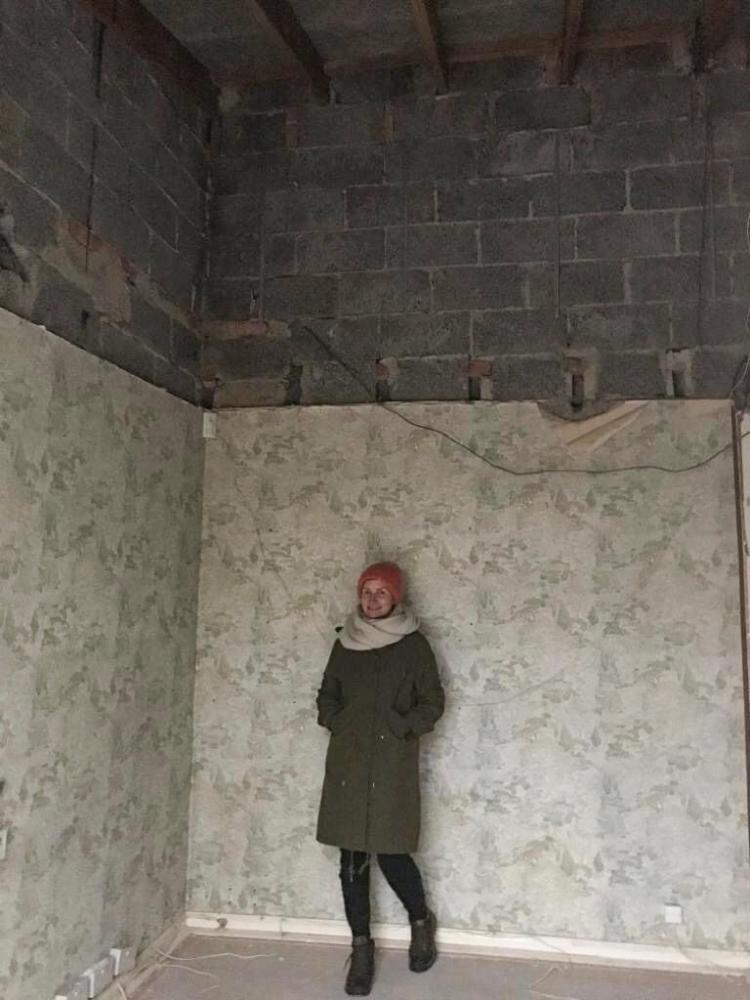 pre-reno house tour