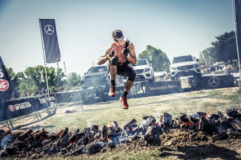 Spartan Race Photo by Marc Rafanell López