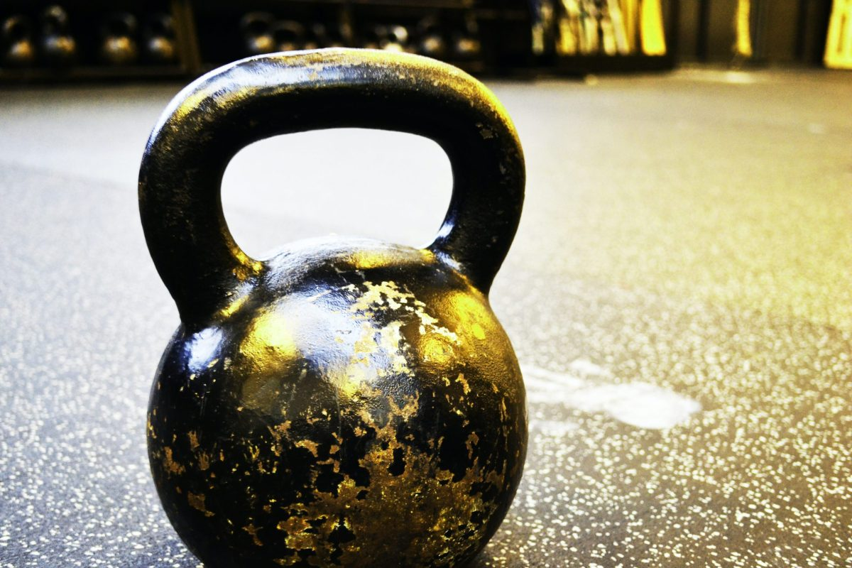 Study Looks At Kettlebells And Strength Gains