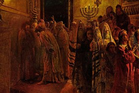 The Judgment of the Sanhedrin- He is Guilty!