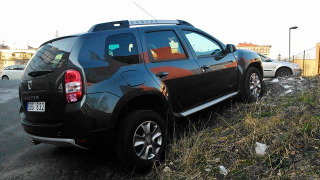 Test Dacia Duster
