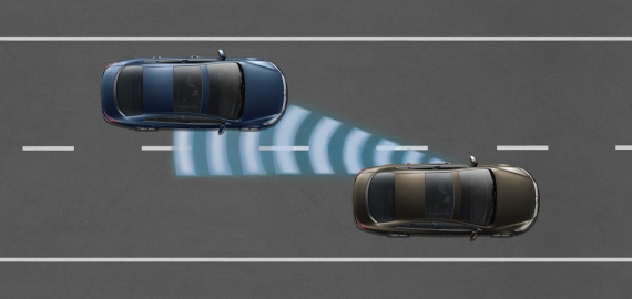 Volkswagen Side assist
