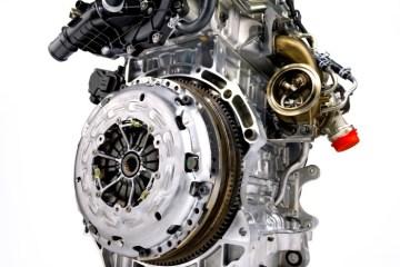 Volvo tre cylindrig motor