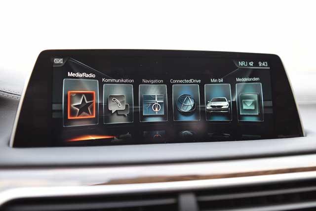BMW 730 2016 (32)640