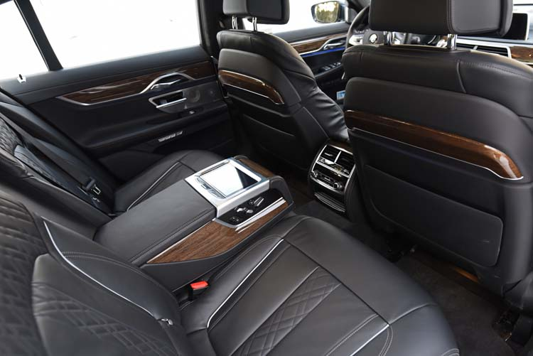 BMW 730 2016 (52)750