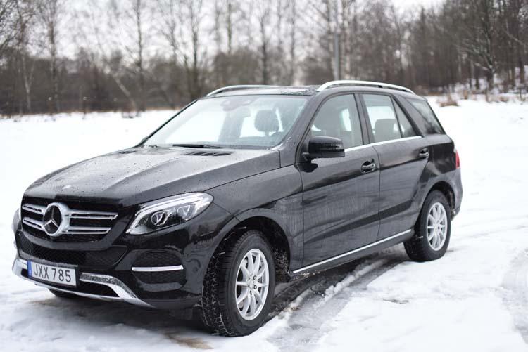 Mercedes GLE250d 750