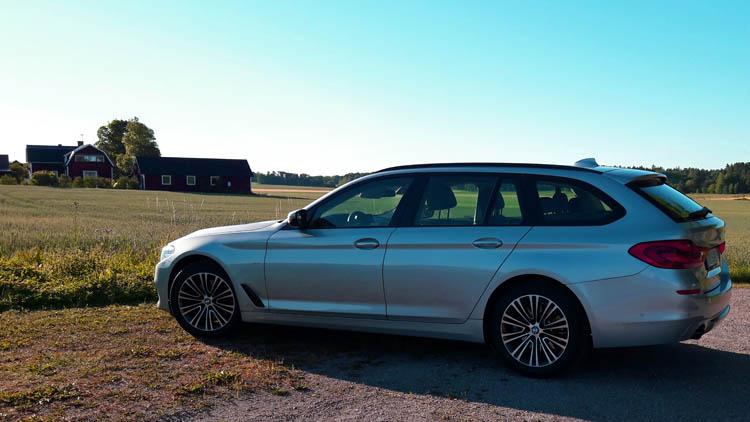 BMW 520d touring 2017e