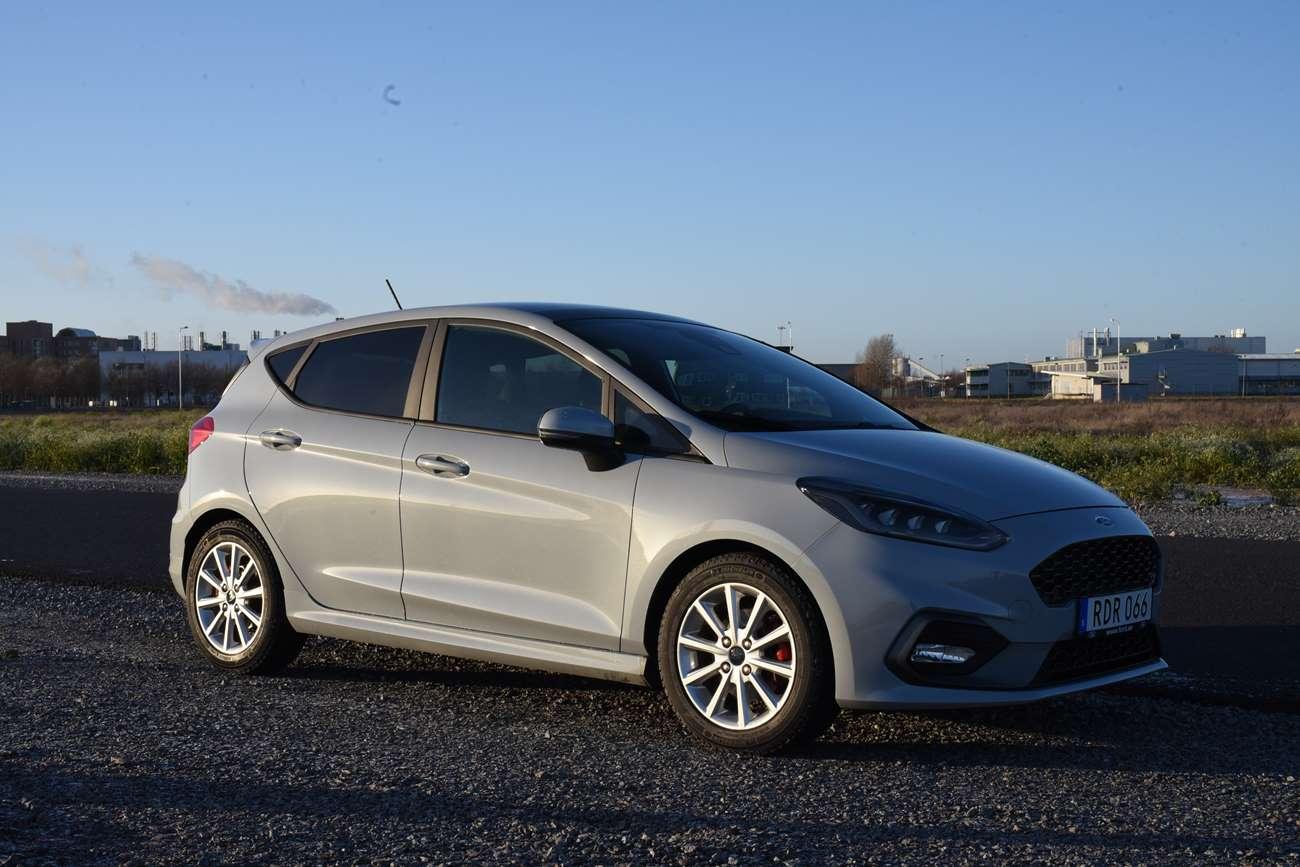 Test Ford Fiesta ST Ecoboost 200hk – En superkul bil