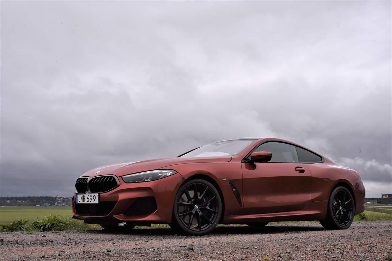 Test BMW 8-serie – 840d Cupé