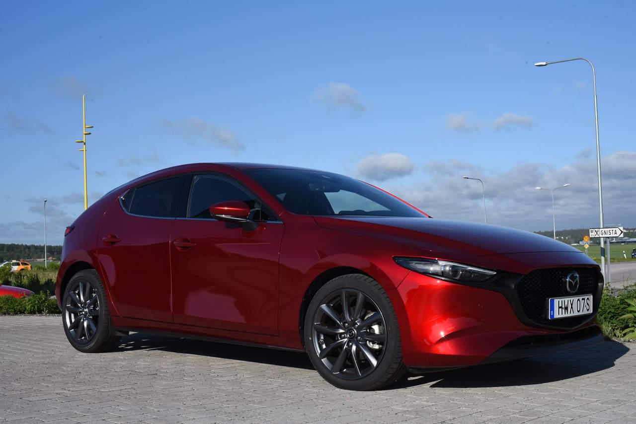 Test Mazda3 2019