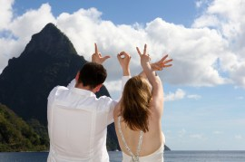 Love in St Lucia