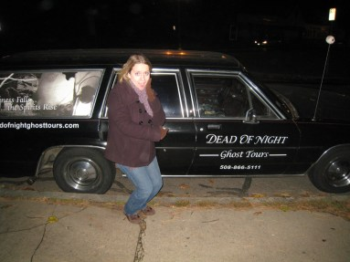 Dead of Night Ghost Tours