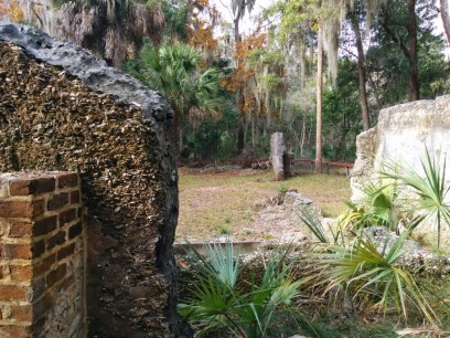 Beautiful Wormsloe Ruins