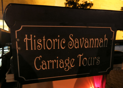 Historic Savannah Carriage Tours