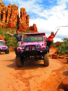 We love Pink Jeep Tours!