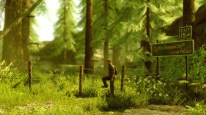 The Last of Us Walk through the Woods