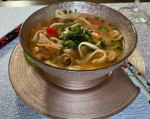 Tom Kha Gai Coconut Chicken Soup