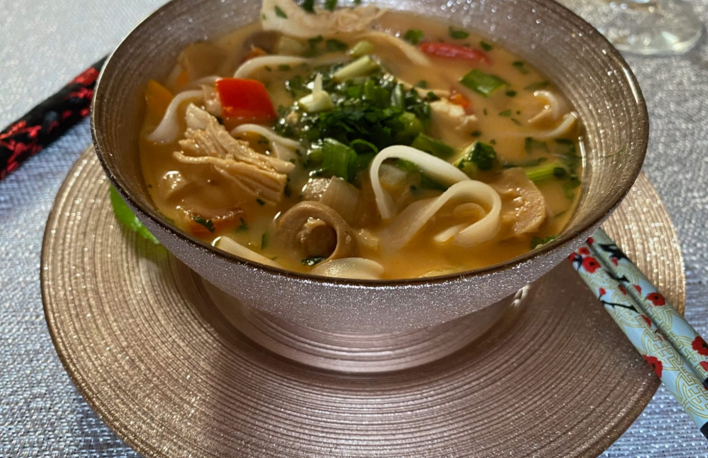 Tom Kha Gai – Thai Coconut Chicken Soup