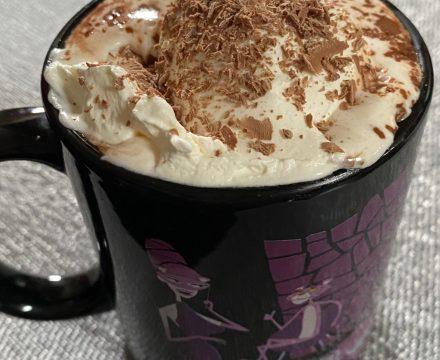 Cozy Boozy Brandied Hot Chocolate