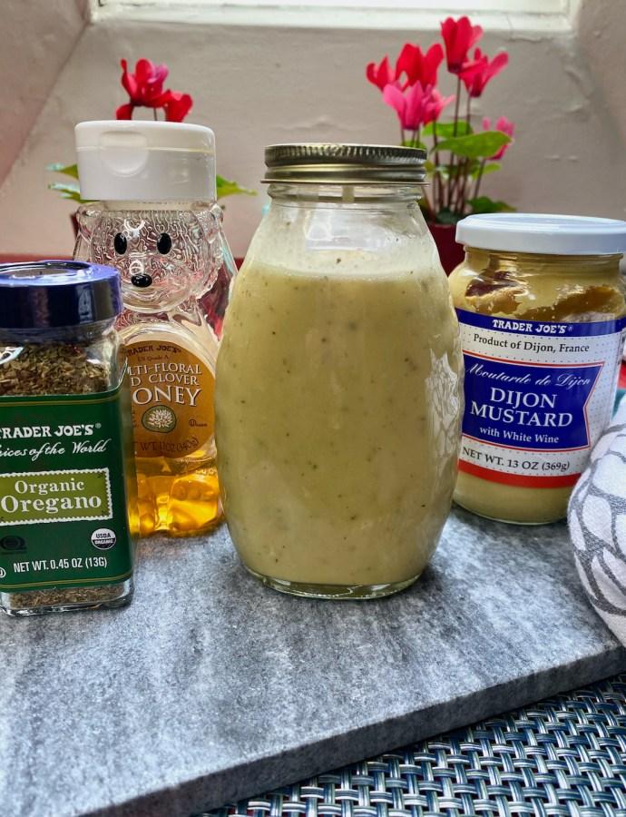 Gourmet Honey Mustard Dressing