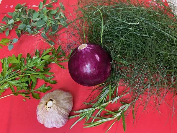 Italian Sausage Ingredients