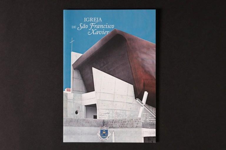 capa Igreja São Francisco Xavier