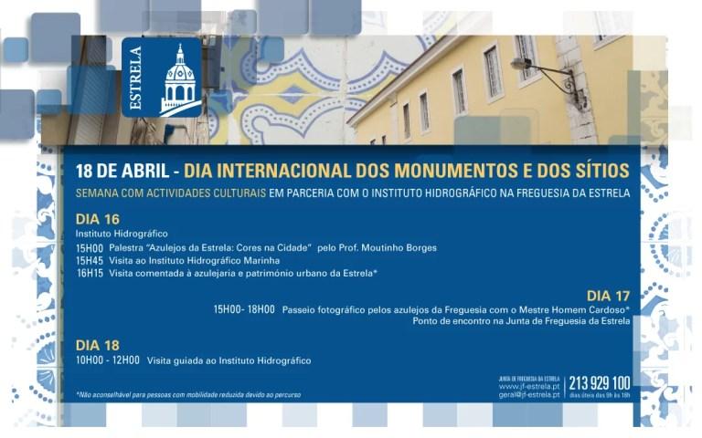 Dia Internacional dos Monumentos e dos Sítios