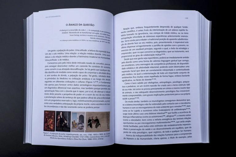 interior do livro a relacao medico doente