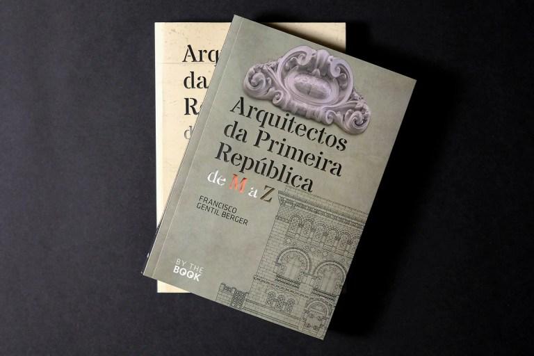 capas Arquitectos da Primeira Republica