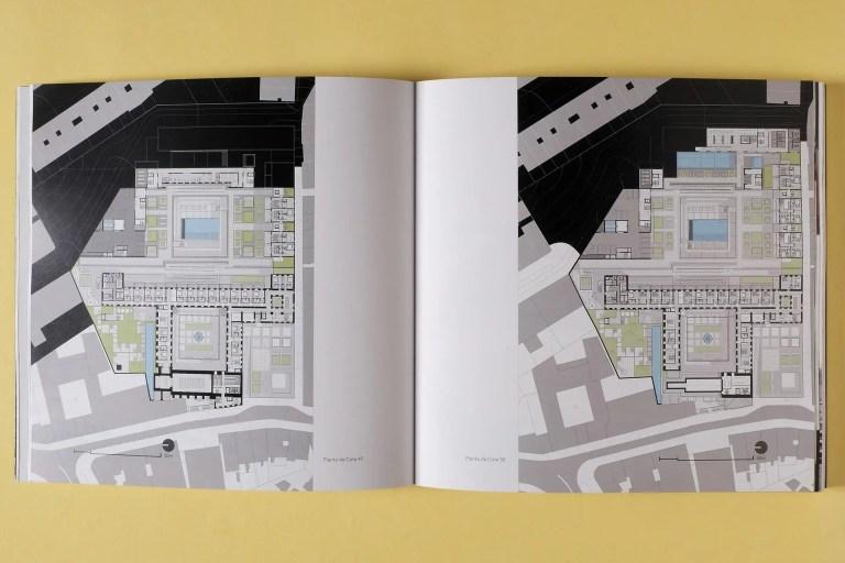 miolo Memória, Arquitectura e Projecto