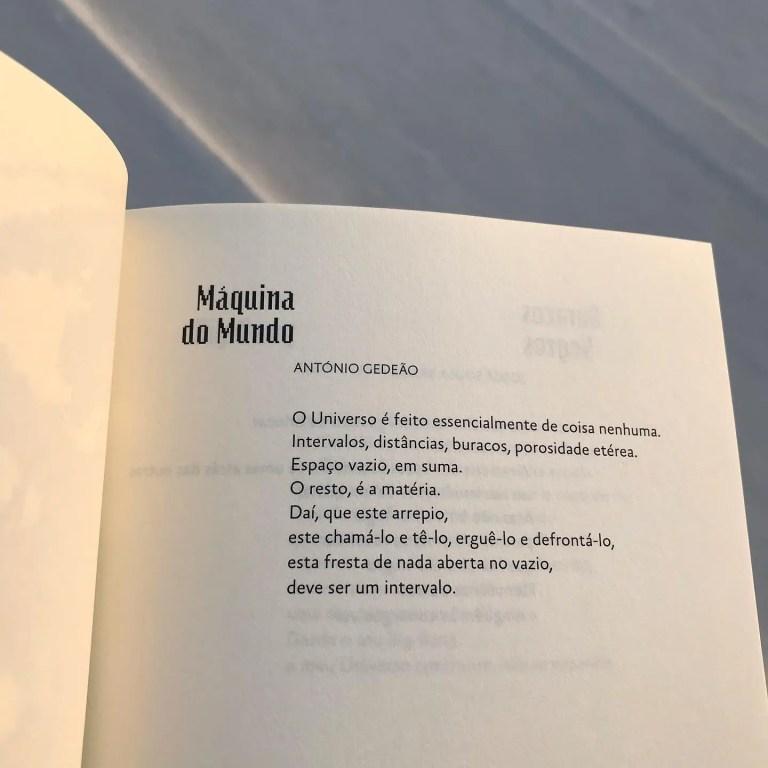 Neste Dia Nacional da Cultura Científica relembramos um grande poeta português: …
