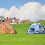 ドイツ村キャンプ