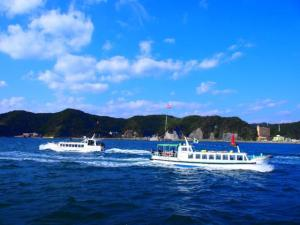 鯛の浦遊覧船