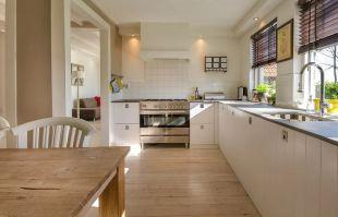 Ako si jednoducho zariadiť kuchyňu?