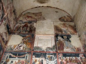 Mural painting from the Cozia Monastery (1)