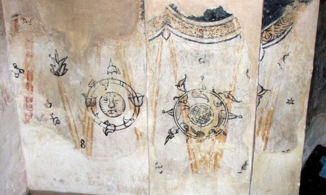 Mural painting from the Cozia Monastery (43)