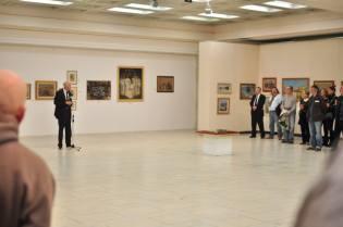 Expozitie de pictura Palatul Parlamentului (4)