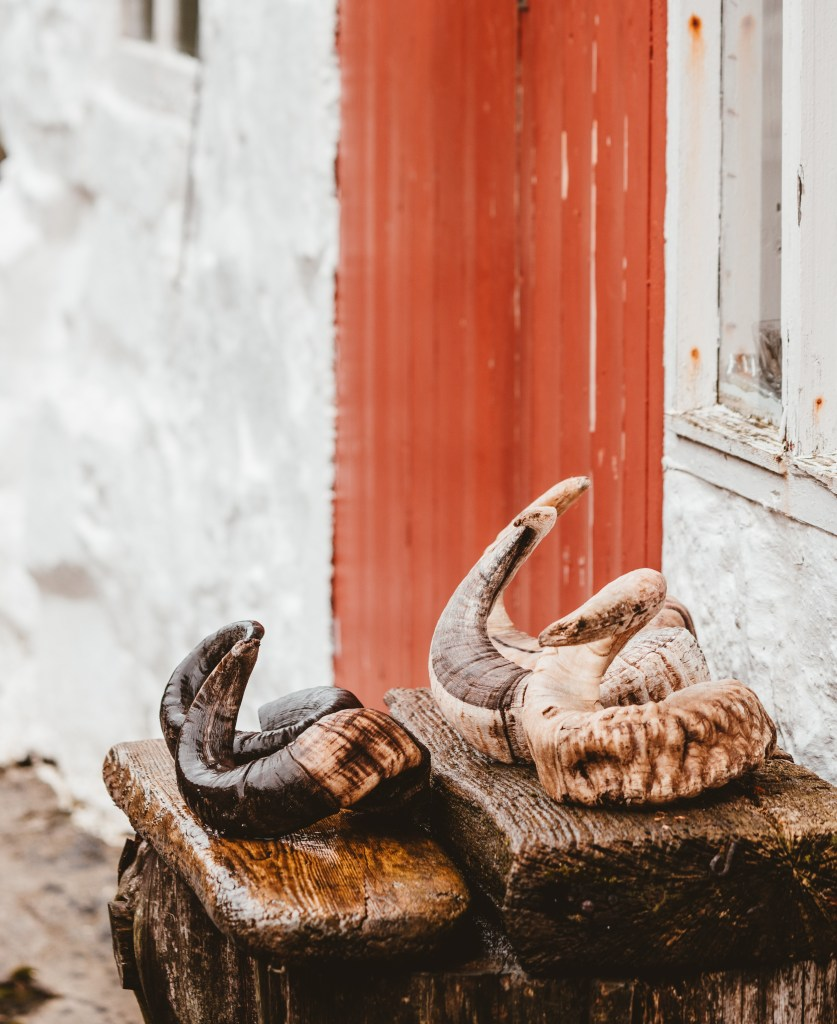 Ram's horn to symbolize Yom Teruah in the bible - byZipporah Blog