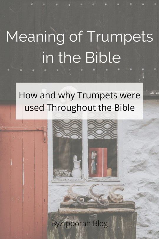 Meaning of Trumpets in the Bible