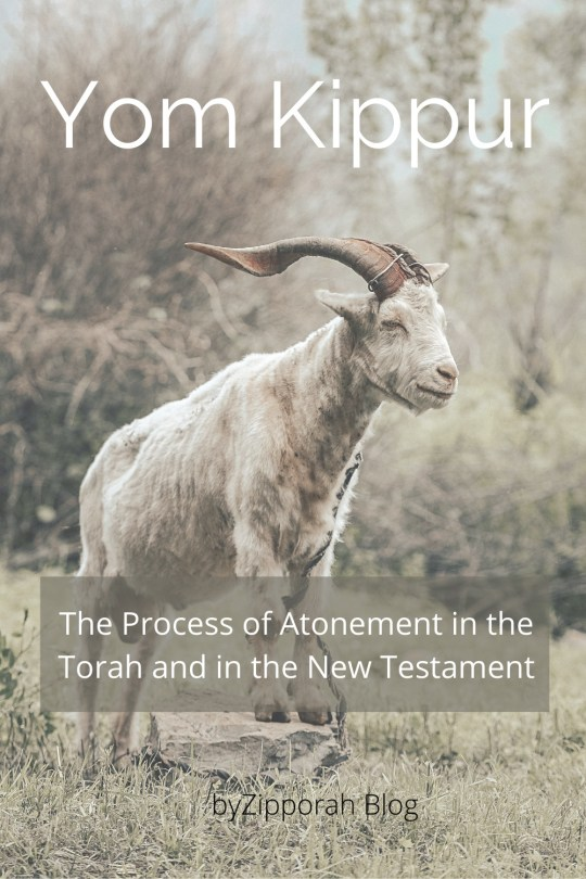 Atonement in the Torah and in the New Testament