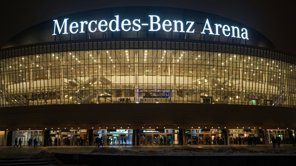 Mbs was the location of kanye's massive album party. Free Wi Fi In Der Mercedes Benz Arena B Z Berlin